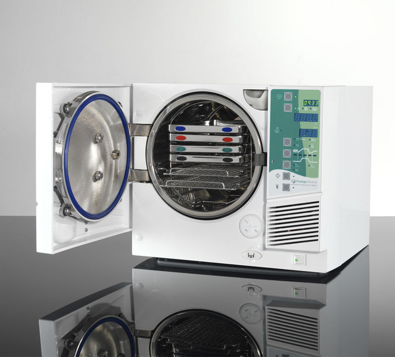 Class B Autoclave in Dental Surgeries