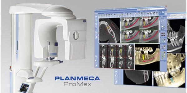 Planmeca Romaxis Cone Beam Computerised Tomography (CBCT) Machine